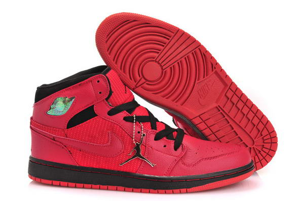 Air Jordan 1 Retro Shoes Red