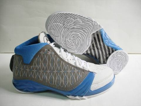 Air Jordan 23 Shoes Dark gray/Blue