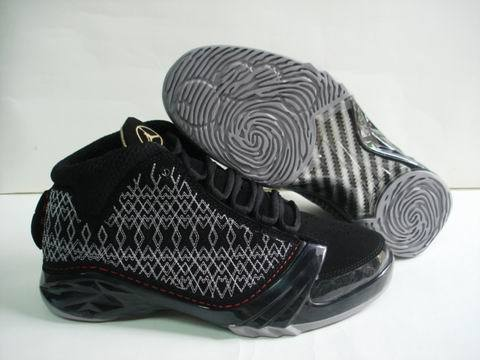 Air Jordan 23 Shoes Black