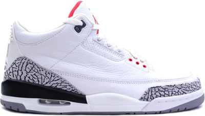 Air Jordan 3 Retro 88 Shoes White