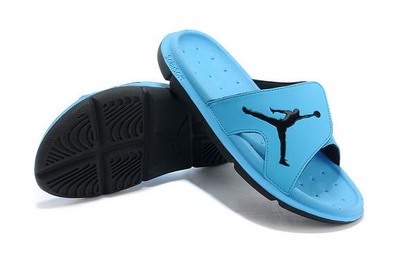 Air Jordan Sandals Shoes blue
