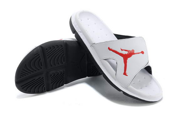 Air Jordan Sandals Shoes white
