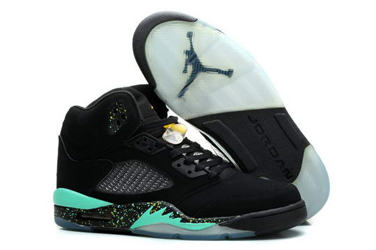 Air Jordan 5 Retro 2014 World Cup Shoes Brazil