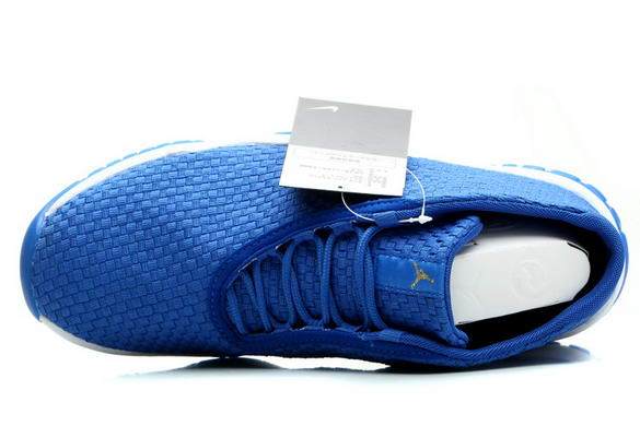 Air Jordan Future Glow Shoes blue/white