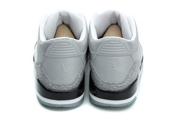 Air Jordan 3 Retro 5Lab3 Shoes gray/cement black