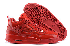 Air Jordan 4 11lab4 Shoes Red