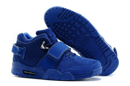 Air Trainer Cruz Prm Shoes Blue