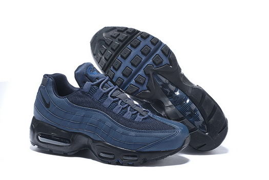 "Air Max 95 Retro ""20th Anniversary"" Shoes Blue/black"