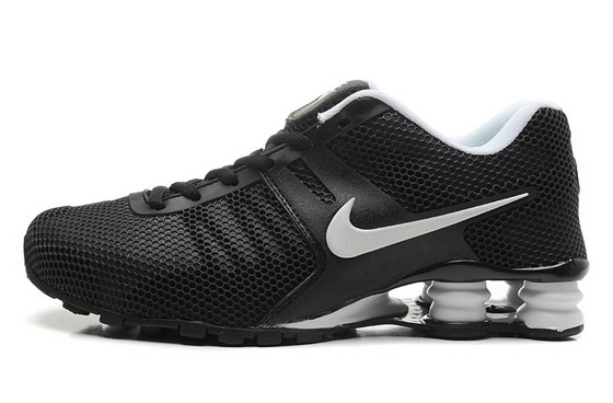 Men's Shox Shoes Black/white