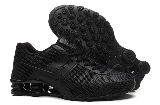 Men's Shox Shoes Black