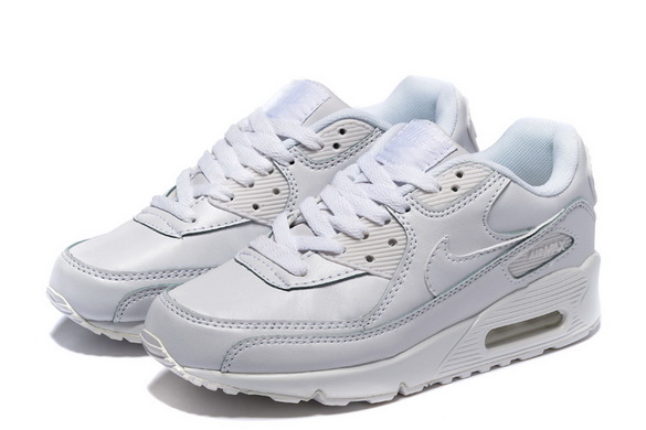 Men's Cheap Air Max 90 Shoes All white