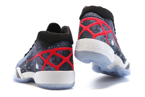 Air Jordan 30 JBC PEs Go Galactic Shoes Galaxy grey/Red Black White