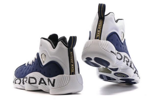 Jordan Jumpman Team 2 II Shoes Navy