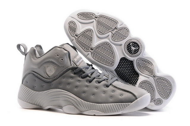 Jordan Jumpman Team 2 II Shoes Grey/White