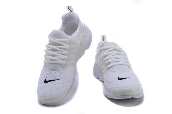 Mens Air Presto BR Shoes White/Black