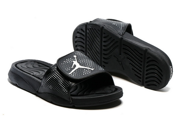 Jordan Hydro 5 Retro Shoes Black/White