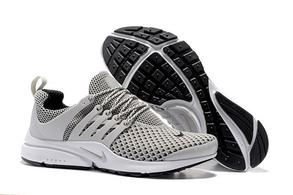 "Air Presto ""King"" Shoes Grey/white black"