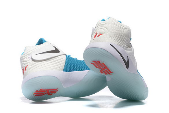 "Kyrie 2 ""Christmas"" shoes Blue/White Black"