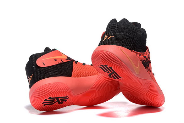 "Kyrie 2 ""Inferno"" shoes Red/Black"