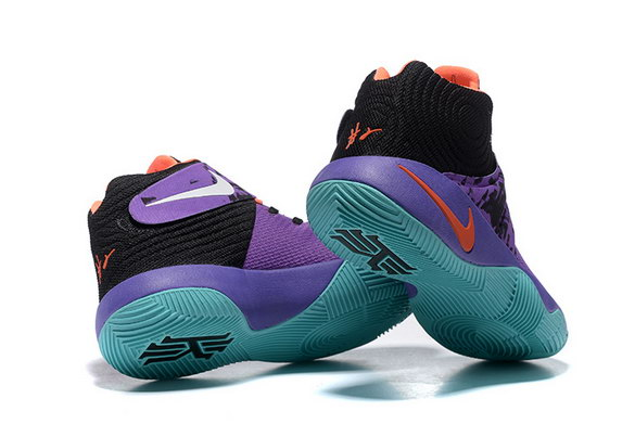 Kyrie 2 Basketball shoes Purple/Black Blue