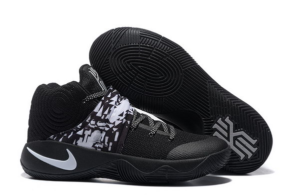"Kyrie 2 ""Oreo"" shoes Black/White"