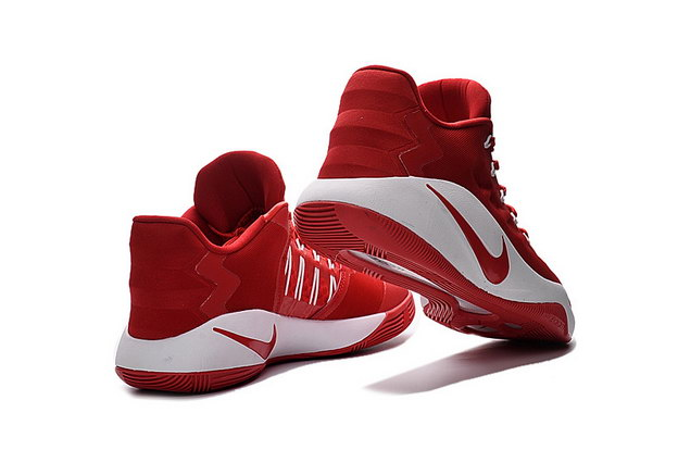 Hyperdunk 2016 Low Shoes Hot Red/White
