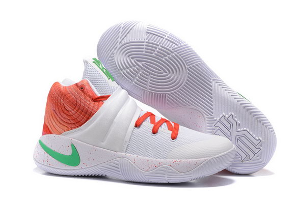"Kyrie 2 ""Ky rispy Kreme"" Shoes White/red green"