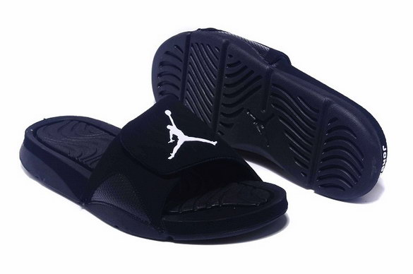 Air Jordan Hydro 4 Retro Shoes Black