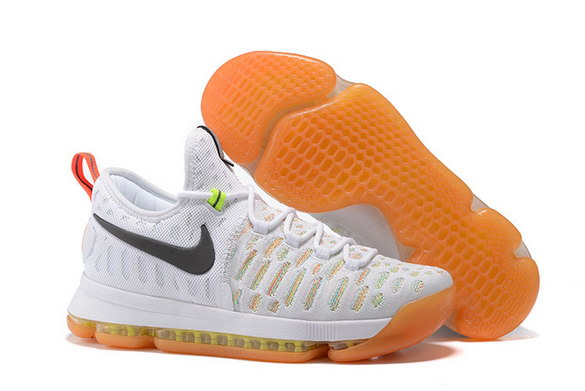 "KD 9 ""Summer Pack"" Shoes White/Multi Color"