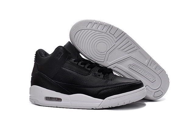 "Air Jordan 3 ""Cyber Monday"" Shoes Black/White"