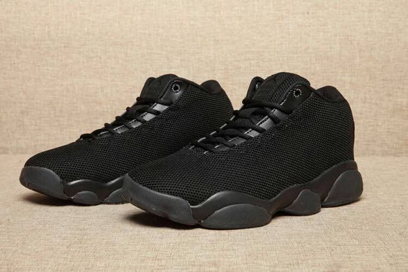 Air Jordan 13 Horizon Low Shoes Black