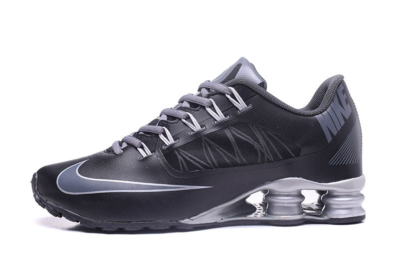 Nike Shox 808 Men Shoes Black Blue