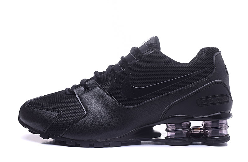 Nike Shox Avenue 802 H110 Men Shoes All Black