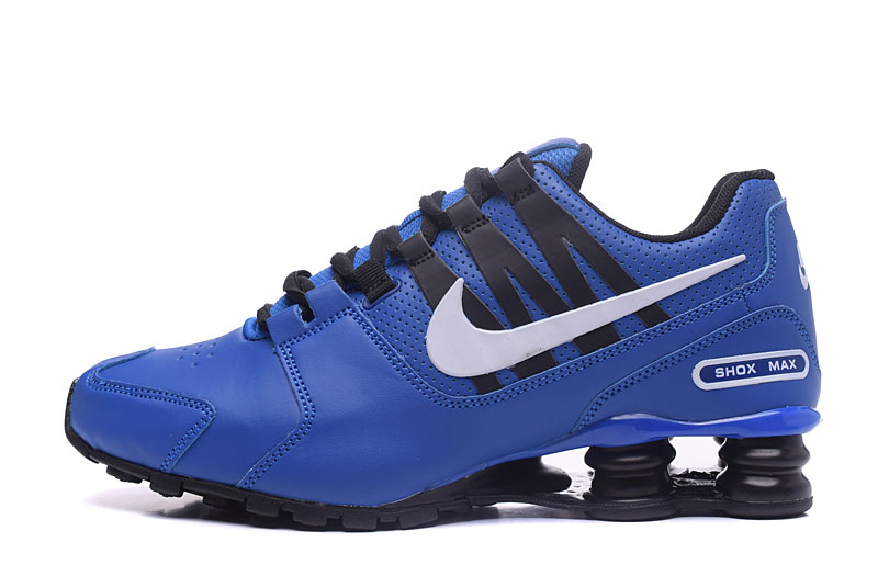 Nike Shox Avenue 803 Men Shoes Sapphire Black