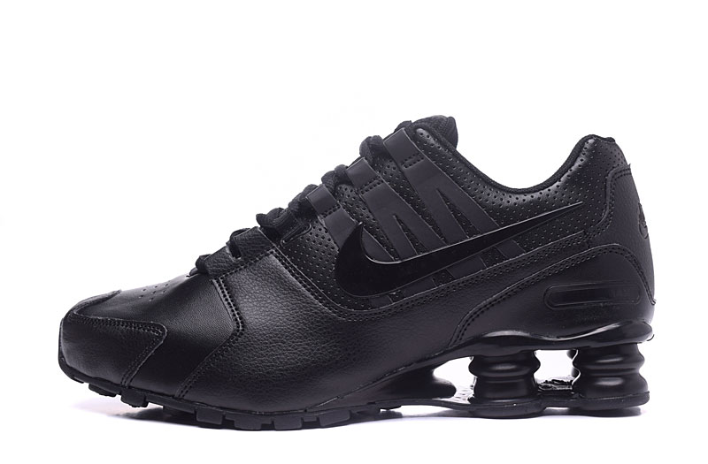 Nike Shox Avenue 803 Men Shoes All Black