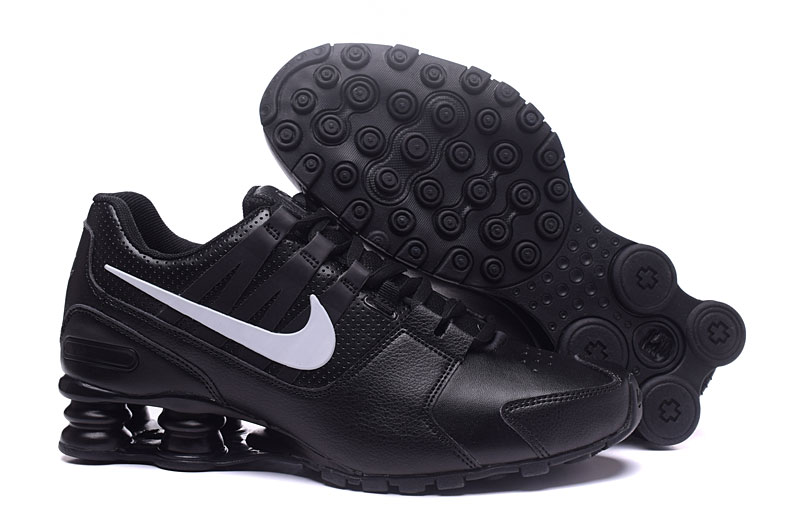 Nike Shox Avenue 803 Men Shoes Black White
