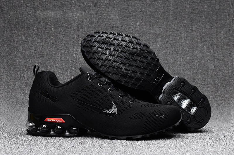 Nike Shox T160 Max Men Shoes All Black