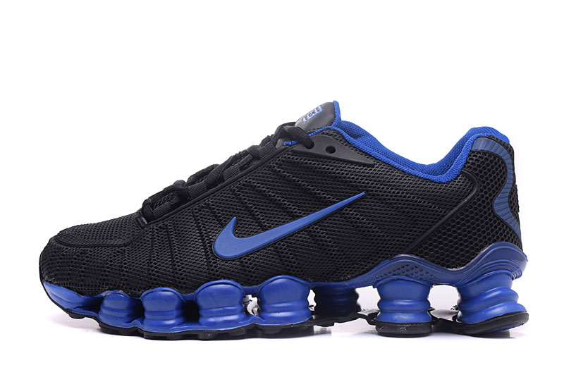 Nike Shox TlX H110 Men Shoes Sapphire Black