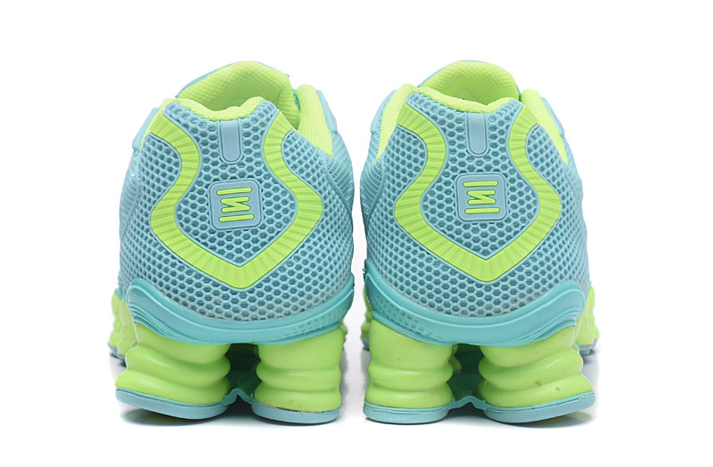 Nike Shox TlX H110 Women Shoes Mint Green - Click Image to Close