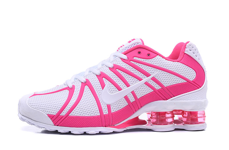 Nike Shox TlX Women Shoes White Pink
