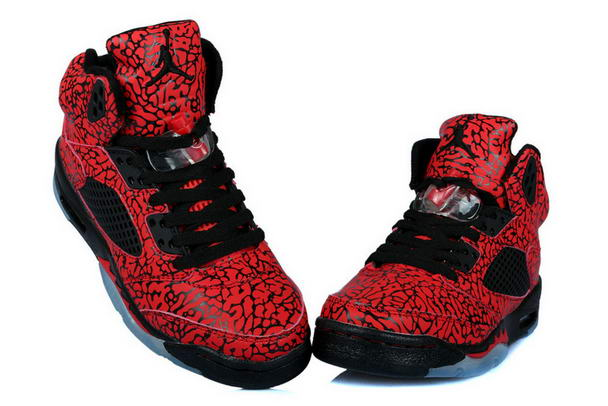 Womens Air Jordan 3LAB5 RageLab5 Shoes red/black