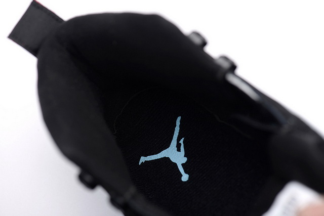 Air Jordan 12 Retro GS Womens Shoes Gamma blue/black red