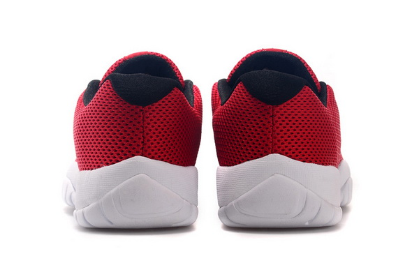 Womens Jordan future Shoes Red/white/black