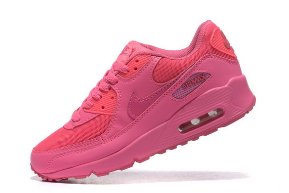 Women's Air Max 90 Shoes Pink