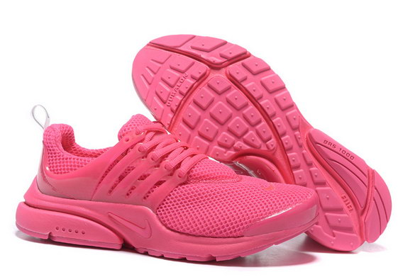 Womens Air Presto BR Shoes Pink