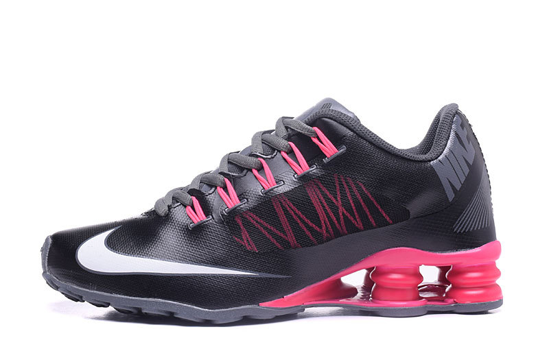 Nike Shox 808 Women Shoes Blue White Pink