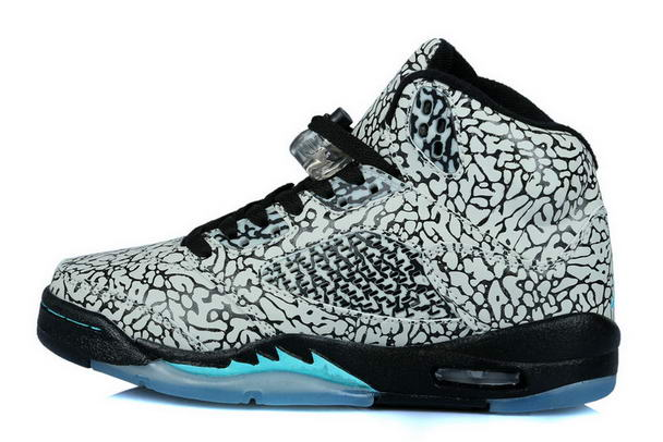 Womens Air Jordan 3LAB5 Release Reminder Shoes white/black gamma blue